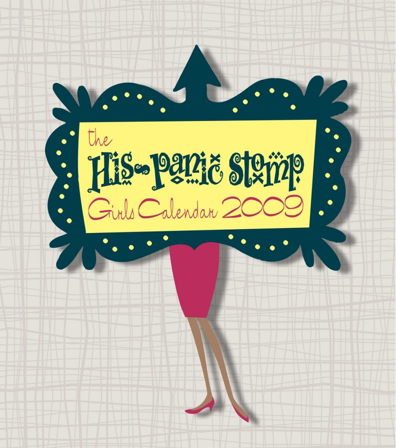 Portada HisPanic Stomp Girls 2009