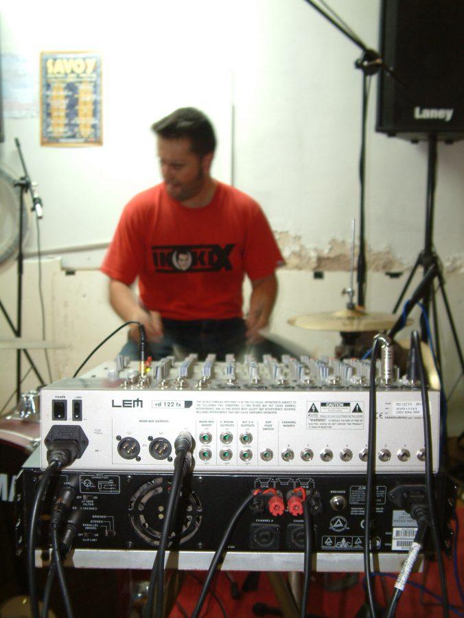 Grabando EP 2009