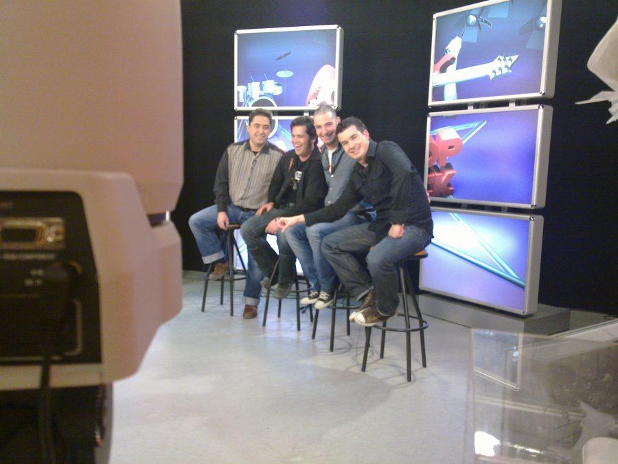 V59 en TV Osona Vic 2010