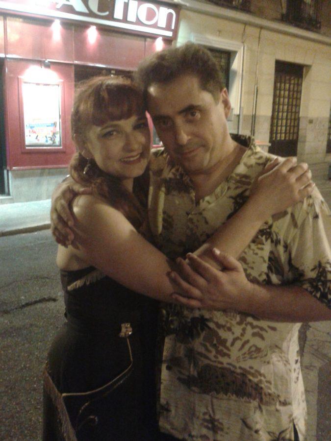 Carol Dee y Dani Trabal 2013