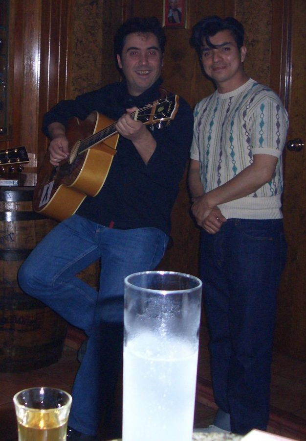 Con Pep Torres 2004