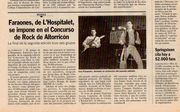 Concurso Altorriko 1992