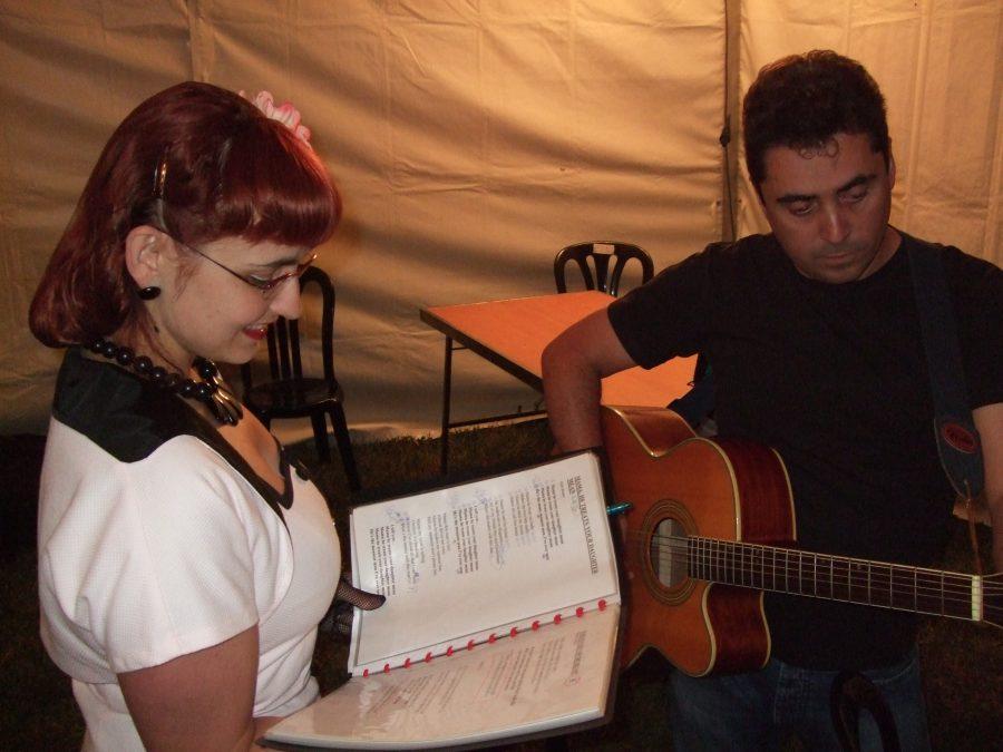 Noelia y Dani