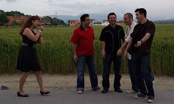 Sesión Vic 2010