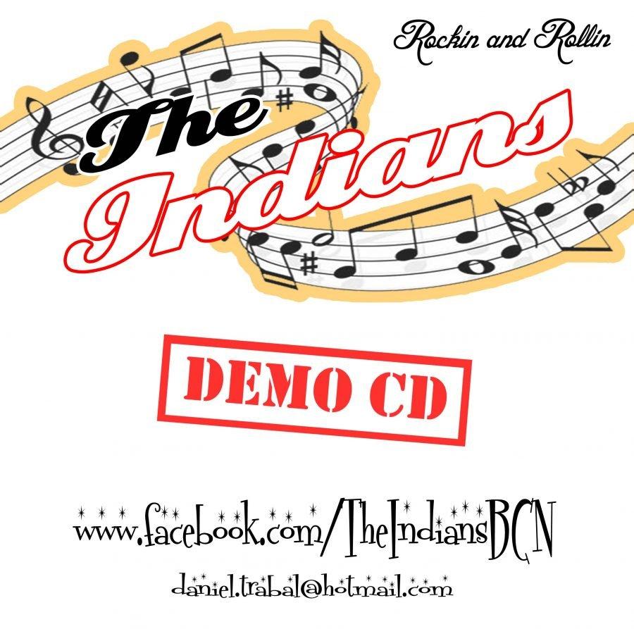 Portada CD Rockin & Rollin 2016 Indians