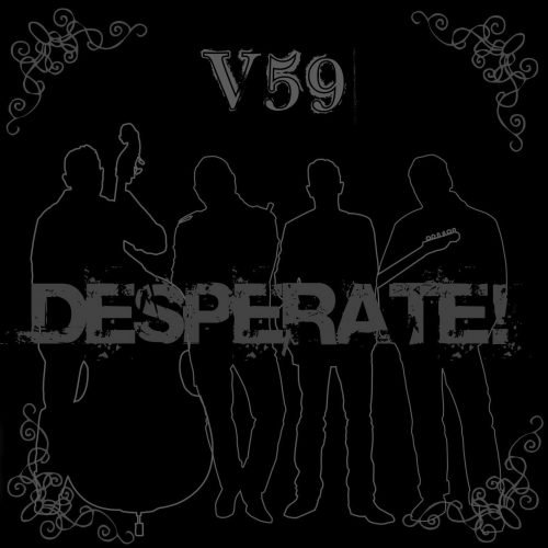 Portada CD Desperate! 2008 V59