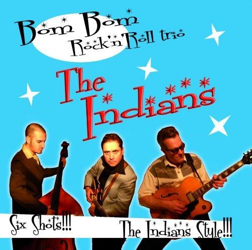 Portada CD Bom Bom 2013 Indians