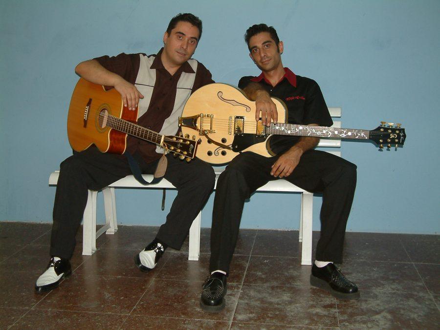 Dani y Victor