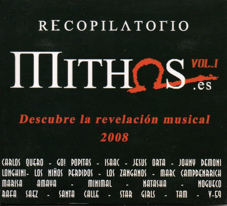 Portada Mithos Records V59 Trio 2007