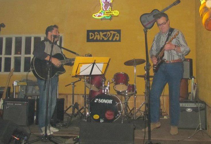A dúo en el Dakota 2012